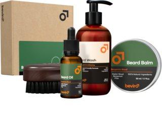 Beviro Bergamia Wood Presentförpackning (för män) II.