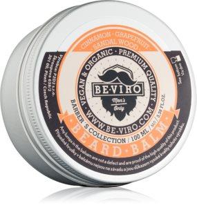 Beviro Men's Only Grapefruit, Cinnamon, Sandal Wood Bart-Balsam