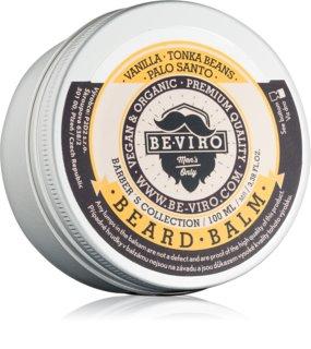 Be-Viro Men's Only Vanilla, Tonka Beans, Palo Santo бальзам для вусів