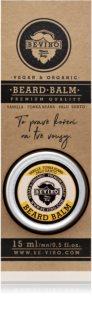 Beviro Men's Only Vanilla, Tonka Beans, Palo Santo бальзам для вусів