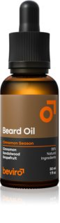 Beviro Cinnamon Season Beard Oil