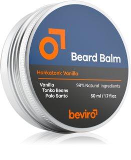 Beviro Honkatonk Vanilla baume à barbe