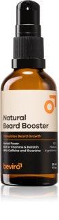 Beviro Natural Beard Booster péče pro podporu růstu vousů