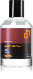 Beviro Sweet Armour Eau de Cologne for Men