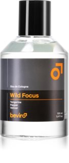 Beviro Wild Focus Eau de Cologne for Men