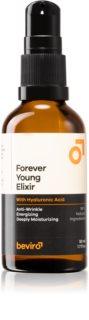 Beviro Forever Young Elixir Hyaluron serum til mænd