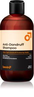 Beviro Anti-Dandruff Shampoo Shampoo gegen Schuppen für Herren