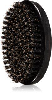 Beviro Wood Beard Brush kartáč na vousy (s kančími štětinami)