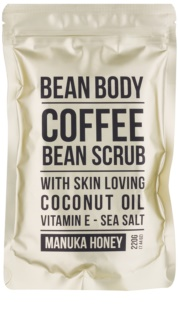 Bean Body Manuka Honey scrub lisciante corpo