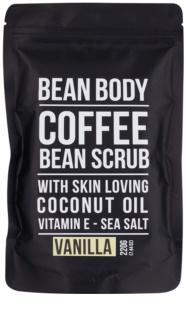 Bean Body Vanilla Smoothing Body Scrub
