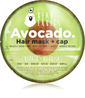 Bear Fruits Avocado Deep Nourishing Mask for Hair