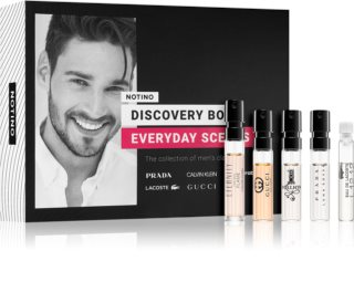Beauty Discovery Box Notino Everyday  Scents szett I. uraknak