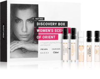 Beauty Discovery Box Notino Women's Scents of Orient Set for Women