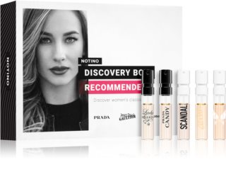 Beauty Discovery Box Notino Recommended  Set for Women