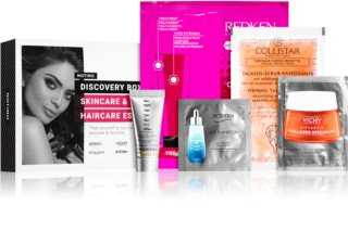 Beauty Discovery Box Notino Skincare & Haircare Essentials szett hölgyeknek