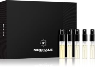 Beauty Discovery Box Notino Introduction to Montale Perfumes set uniseks