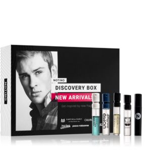 Notino Discovery Box New arrivals men poklon set za muškarce