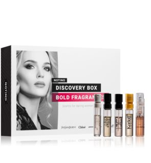 Notino Discovery Box Bold fragrances women coffret para mulheres
