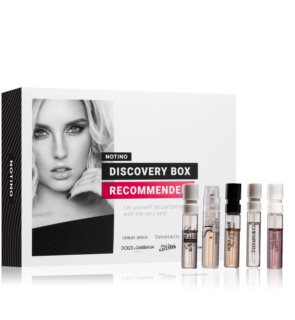 Notino Discovery Box Recommended Women coffret para mulheres