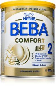 BEBA COMFORT HMO-O 2 Pokračovací kojenecké mléko