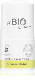 beBIO Bamboo & Lemongrass desodorante roll-on