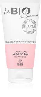 beBIO Chia & Japanese Cherry Blossom Moisturising Hand Cream