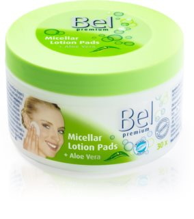Bel Premium Micellar Makeup Remover Wipes With Aloe Vera