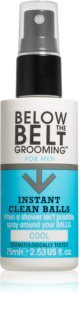 Below the Belt Grooming Cool erfrischendes Spray für die Intimpartien