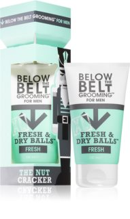 Below the Belt Grooming Fresh подаръчен комплект The Nut Cracker за мъже
