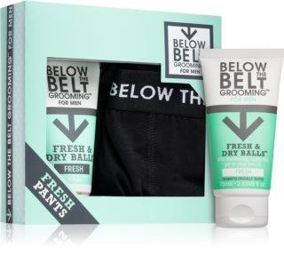 Below the Belt Grooming Fresh Pants coffret cadeau (pour homme)