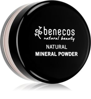 Benecos Natural Beauty pudra cu minerale