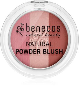 Benecos Natural Beauty trio rumenilo