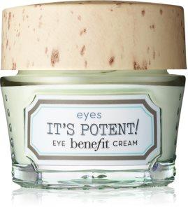 Benefit It's Potent! Eye Cream élénkítő szemkrém sötét karikákra