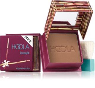 Benefit Hoola Mini bronz puder z mat učinkom