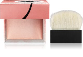 Benefit Dandelion Illuminating Blush with Brush