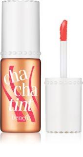 Benefit Chachatint Cheek & Lip Stain нюанс за бузи и устни