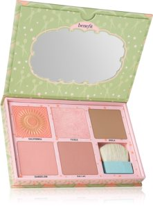 Benefit Cheekleaders Pink Squad палитра за лице