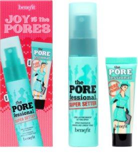 Benefit Joy to the Pores darilni set (za popolno polt)