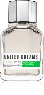 Benetton United Dreams for him Aim High Eau de Toilette για άντρες