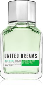 Benetton United Dreams for him Be Strong Eau de Toilette Miehille