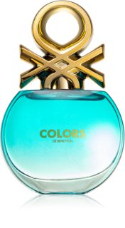 Benetton Colors de Benetton Woman Blue Eau de Toilette Naisille