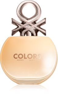 Benetton Colors de Benetton Woman Rose Eau de Toilette für Damen