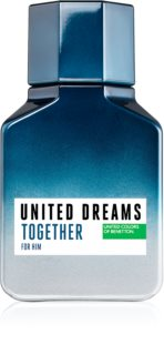 Benetton United Dreams for him Together eau de toilette för män