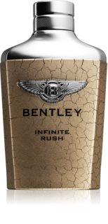 Bentley Infinite Rush eau de toilette para hombre 100 ml