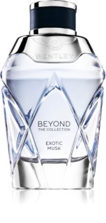 Bentley Beyond The Collection Exotic Musk Eau de Parfum pentru bărbați