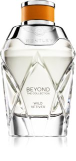 Bentley Beyond The Collection Wild Vetiver eau de parfum pour homme