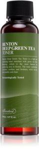 Benton Deep Green Tea lozione tonica idratante viso con the verde