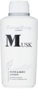 Bettina Barty Classic Musk lait corporel pour femme