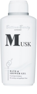 Bettina Barty Classic Musk gel de ducha para mujer