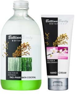 Bettina Barty Botanical Rice Milk & Bamboo coffret cadeau I. pour femme